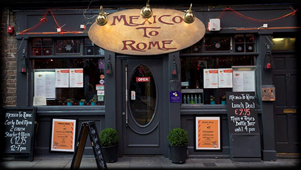 mexican food in dublin