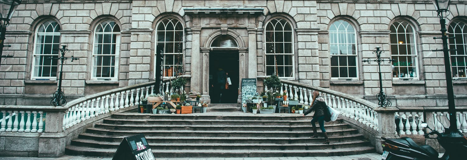 Mary Grant at Powerscourt Townhouse