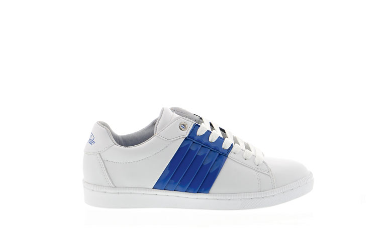 Buffalo Toplow in White Blue €88.00
