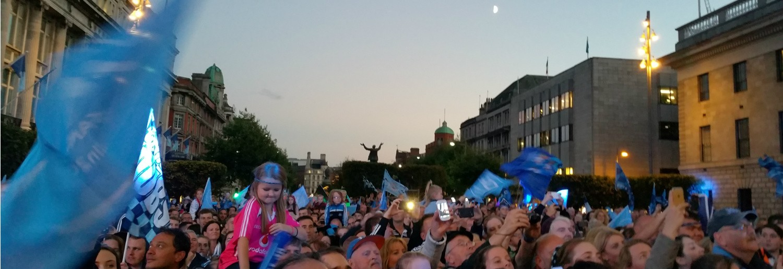 The Dublin Homecoming