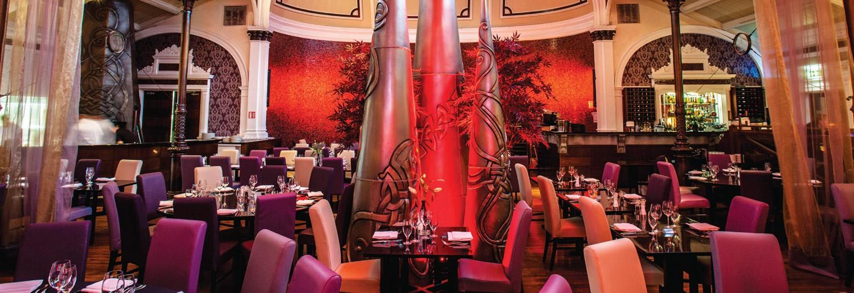 Fire Restaurant Dawson Street