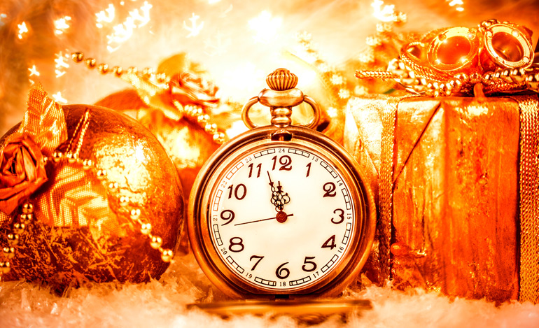 dublin-christmas-lights-clock