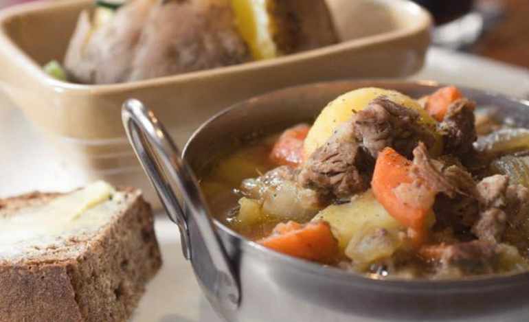 5 Meals to Warm You Up in DublinTown