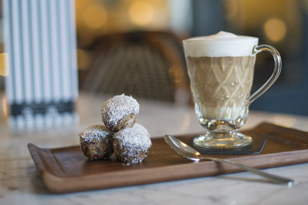 Balfes Latte and Protein Balls (2)