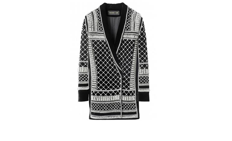 Beaded Jacket €399.99