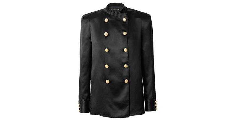 Black Satin Jacket €79.99