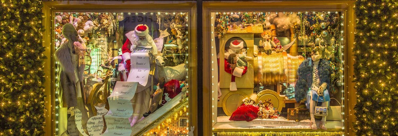 Brown Thomas Christmas Windows
