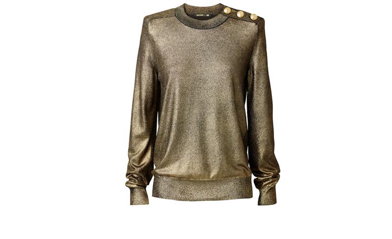 Gold Jumper €99.99