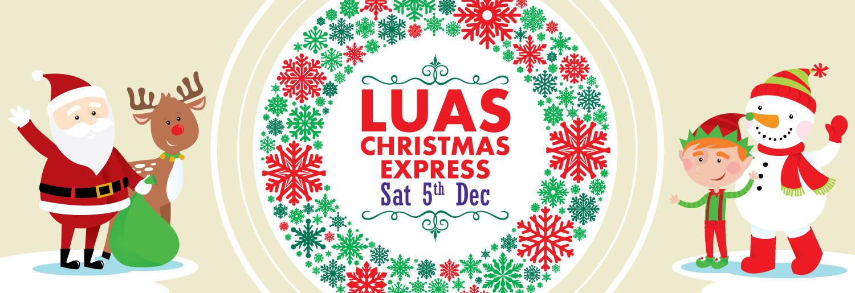 Luas Christmas Express