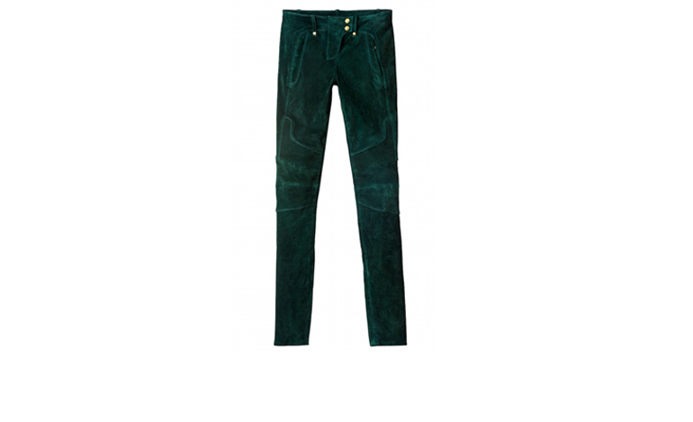 Suede Trousers €299.99