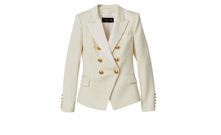 White Blazer €99.99