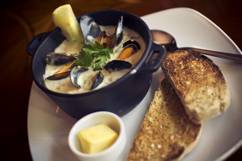 flanagans mussels