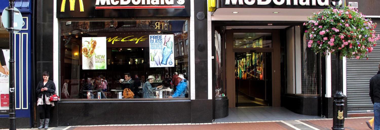 Fast Food Dublin City Centre
