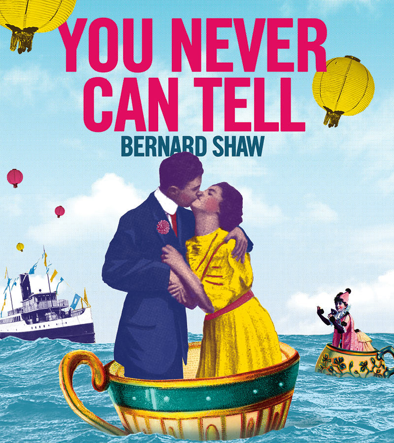 You Never Can Tell - Abbey Theatre