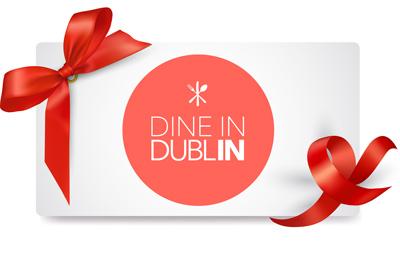 Dine in Dublin Gift Voucher