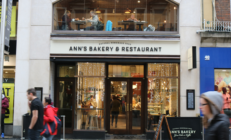 places to eat on henry street - ann's bakery