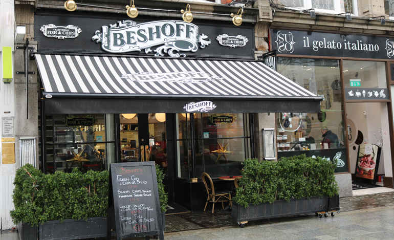 places to eat on henry street - beshoff