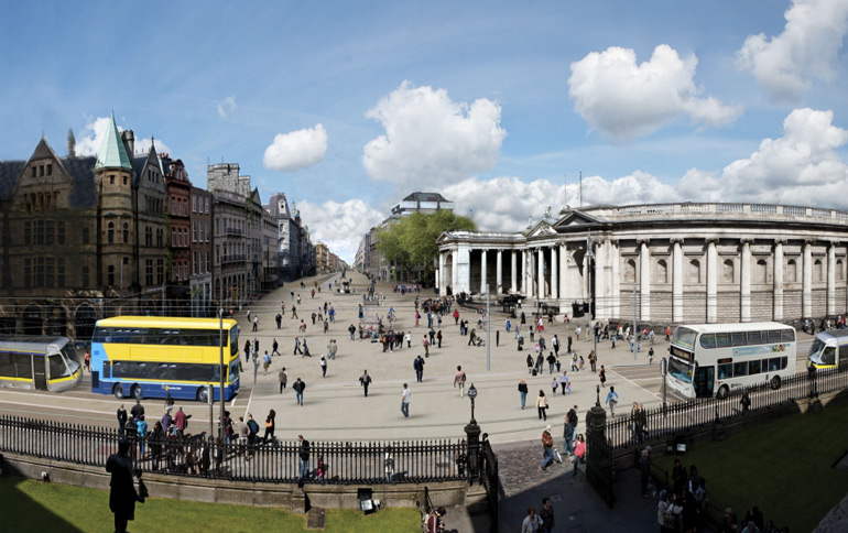 College green plaza for Classic house green street dublin 7