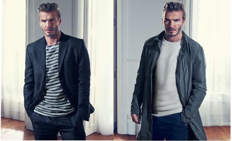 David Beckham for H&M Modern Essentials & Bodywear Collection SS16