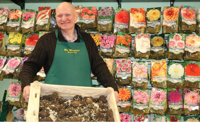 Mr Middleton Garden Shop