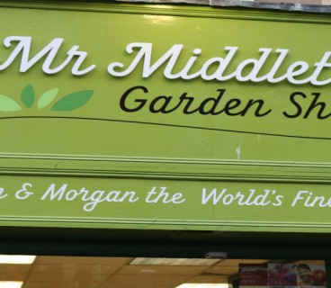 Mr Middleton Garden Shop