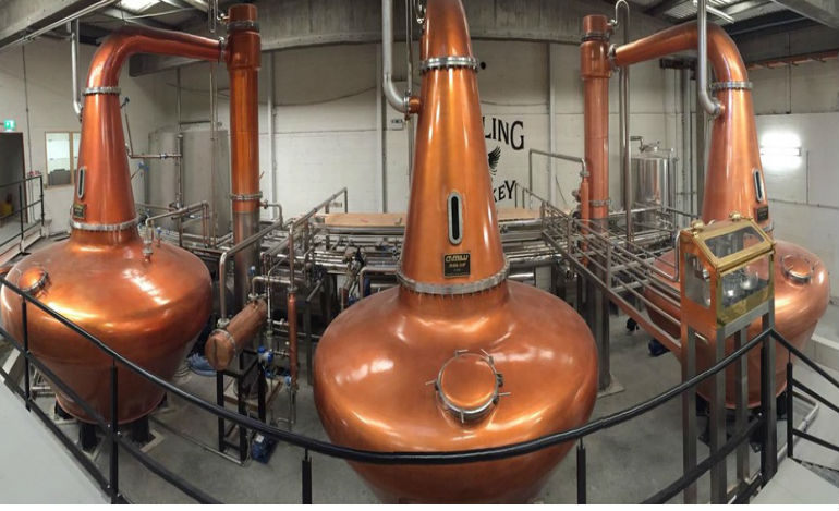 How Long Is The Tour At Teeling Whiskey Dublin