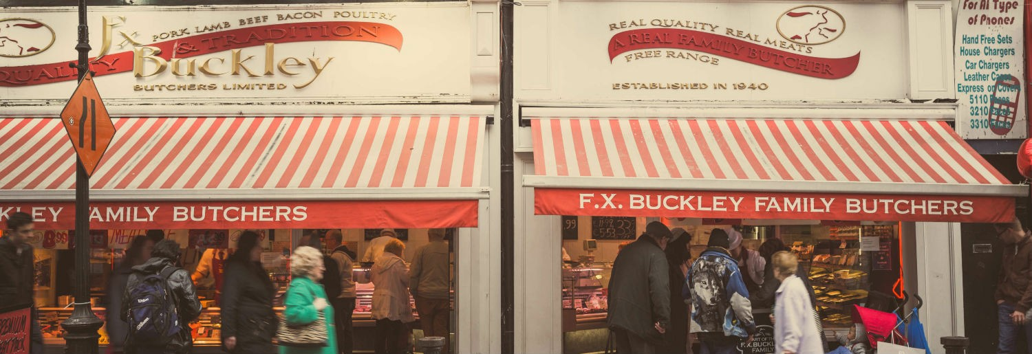 FX Buckley Butchers
