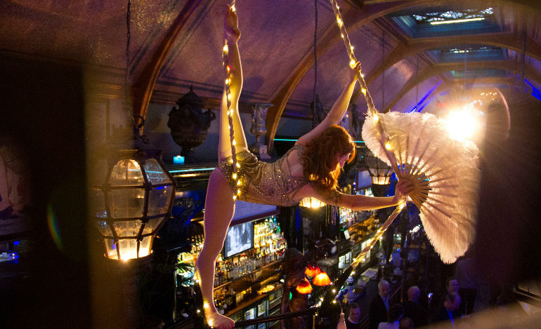 Aerial Cirque