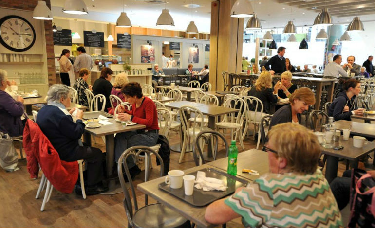 Dunnes Stores Henry Street Cafe