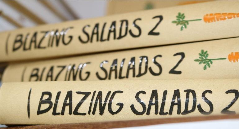 Blazing Salads
