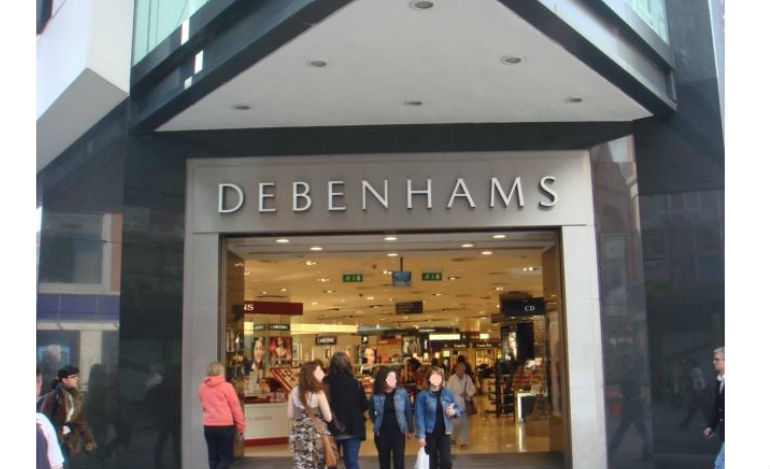 Places to Eat in Department Stores