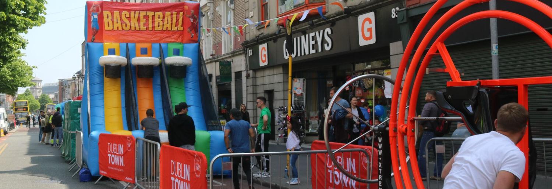 Talbot Street Family Fun Day a hit