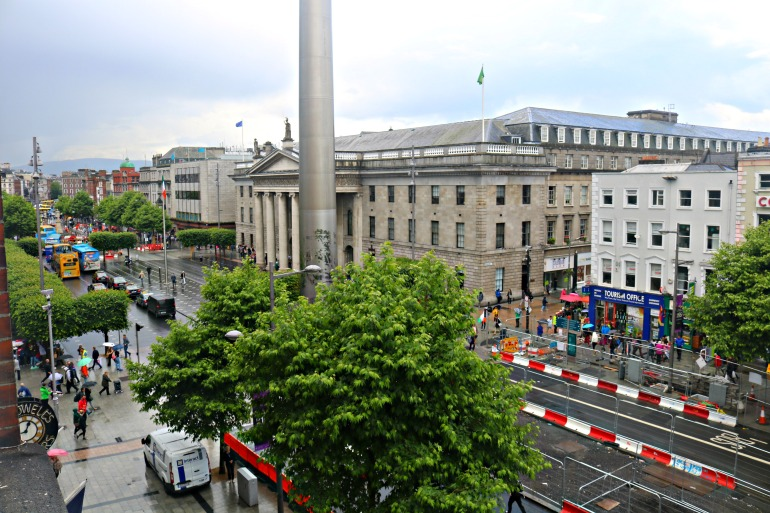 80 years on O'Connell Street – the McMahon's story