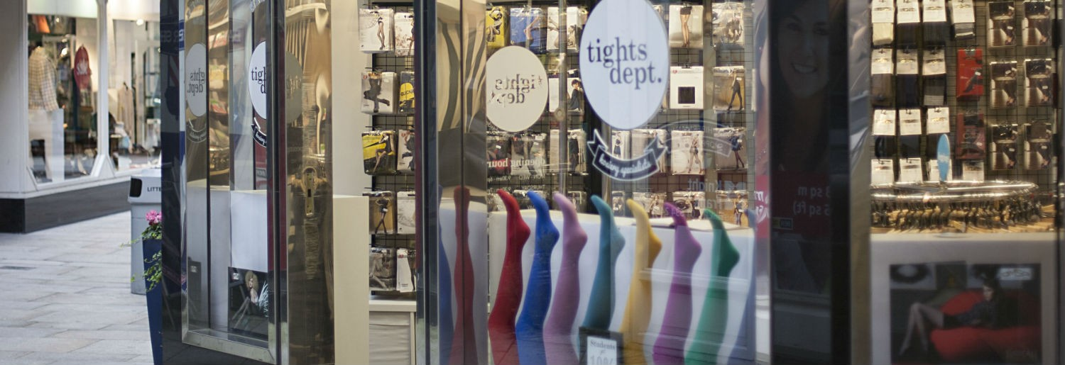 Tights Department