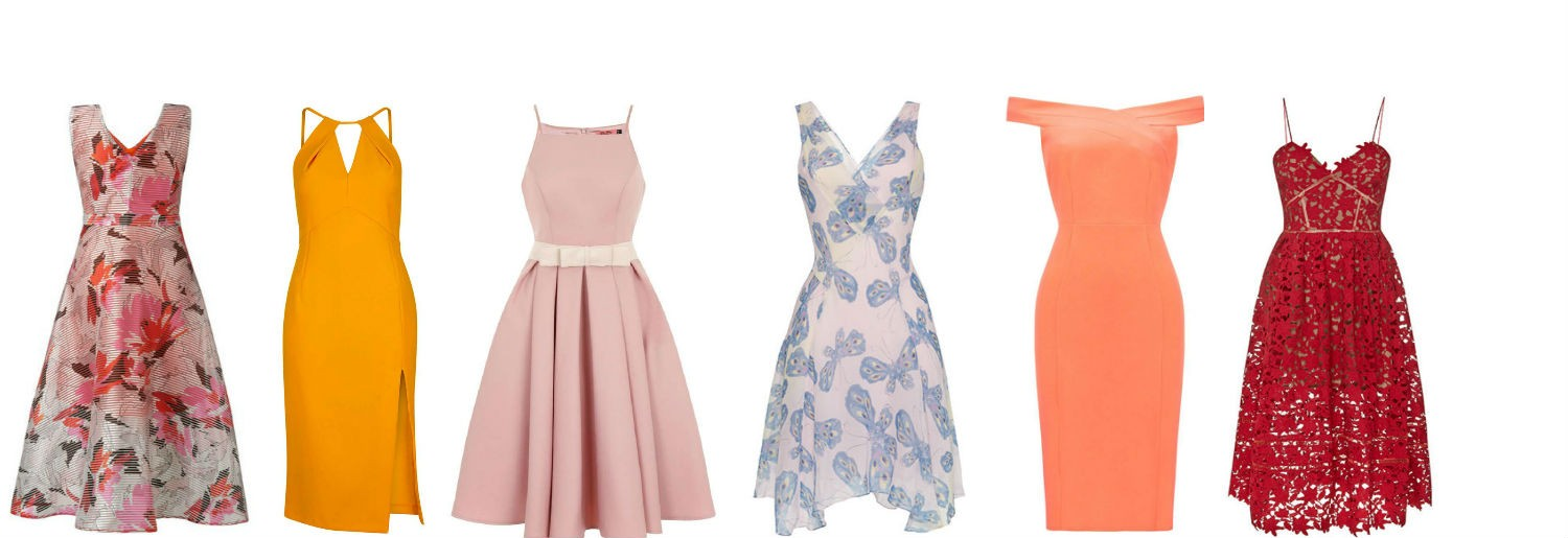 Summer wedding guest dresses the perfect shops for Wedding dress guest summer