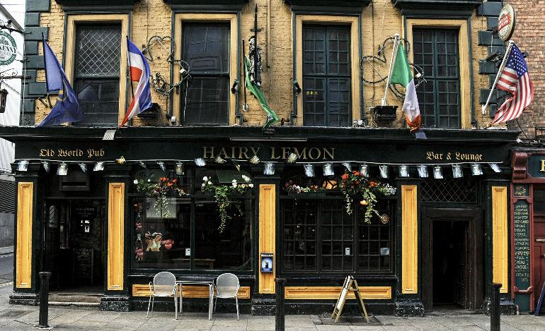 Ireland pub food guide for Bar food dublin 2