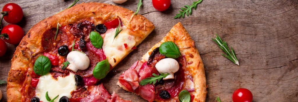 Where to get Pizza in #DublinTown