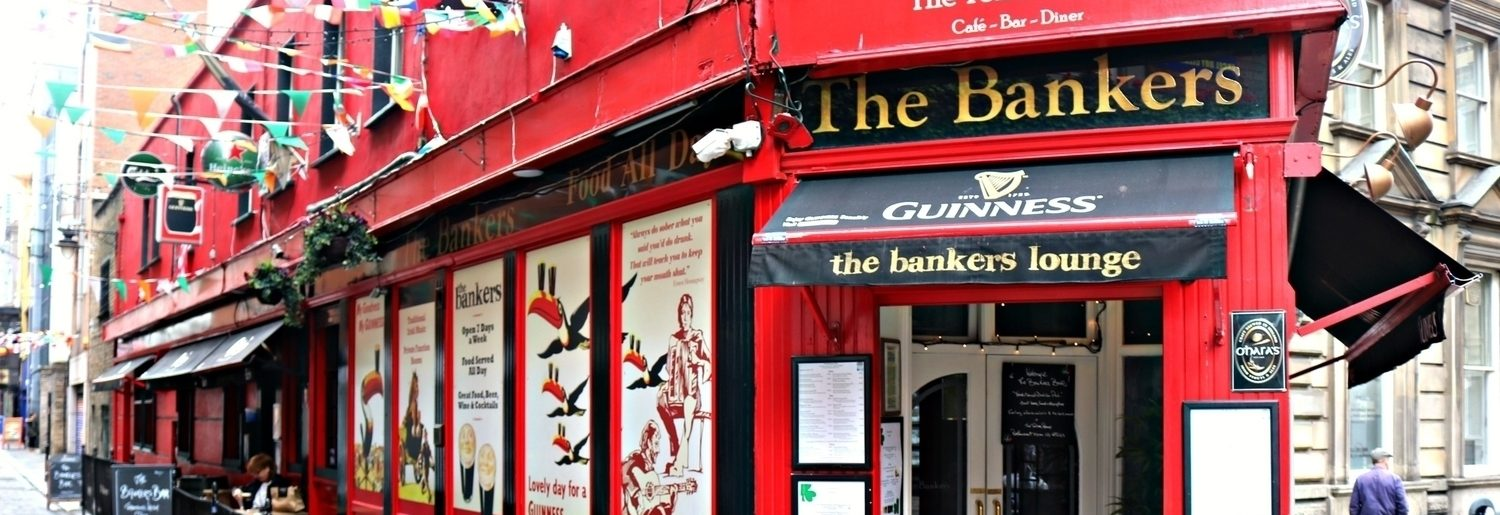 The Long History Behind The Bankers Bar
