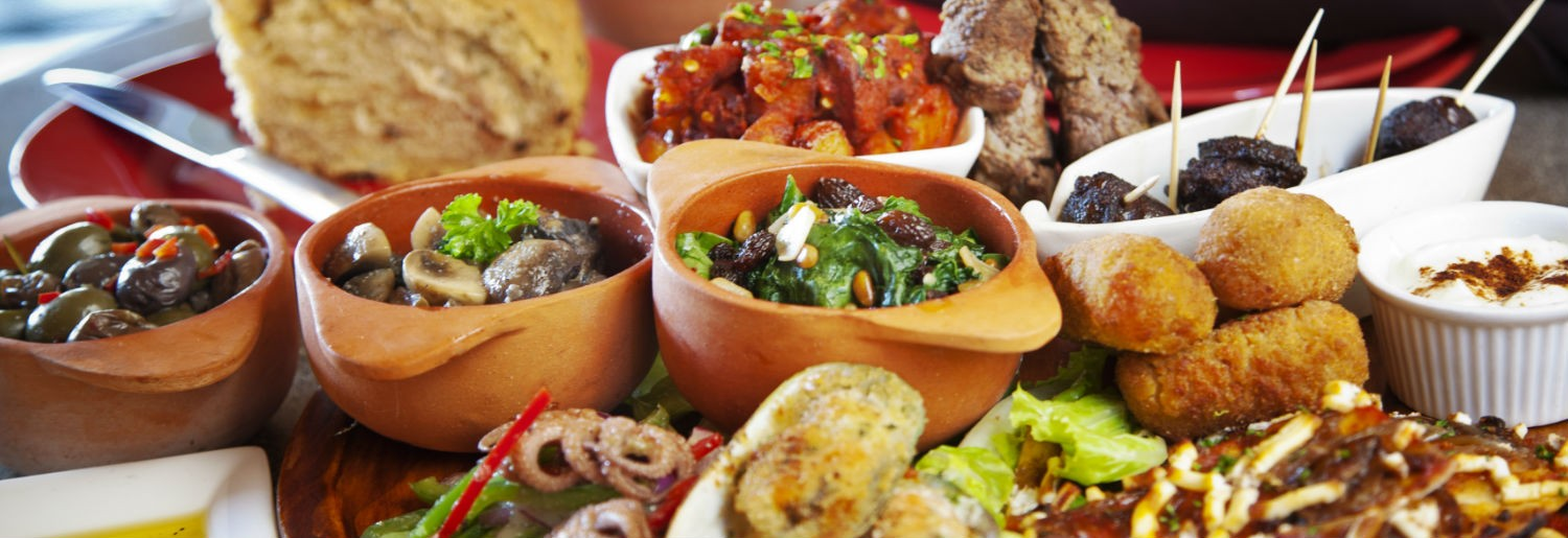 6 Tapas Restaurants in Dublin Town To Drool Over