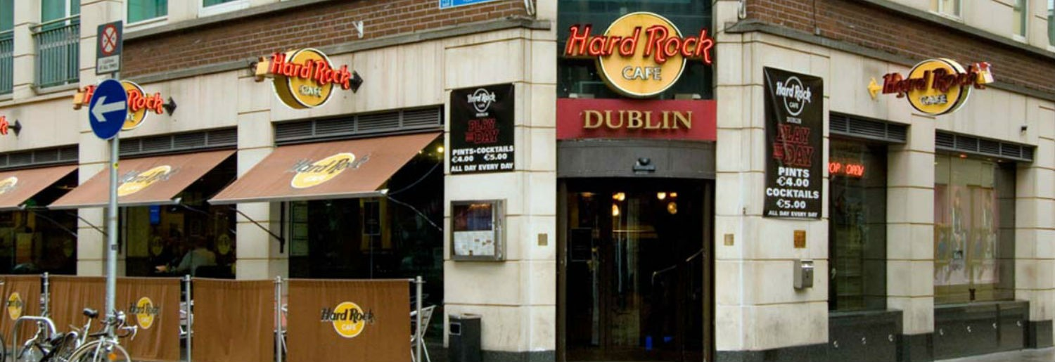 Www Hard Rock Cafe Dublin