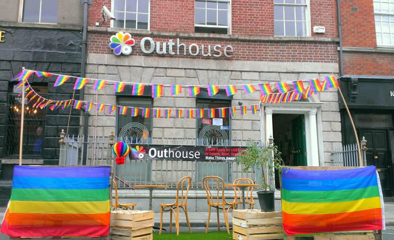 outhouse on capel street