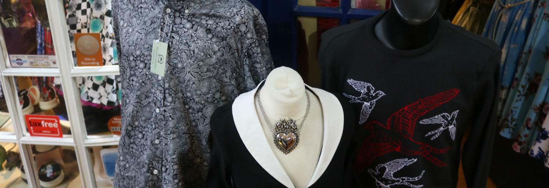 vintage fashion in dublintown