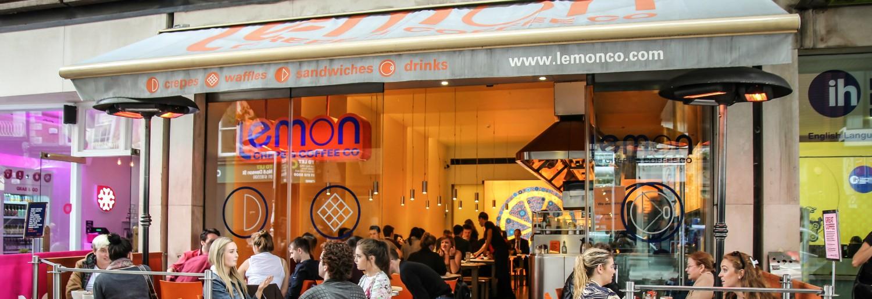 Lemon Crepe & Coffee Co. (Dawson Street)