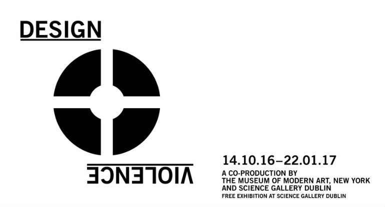 Mostra Design and Violence Science Gallery