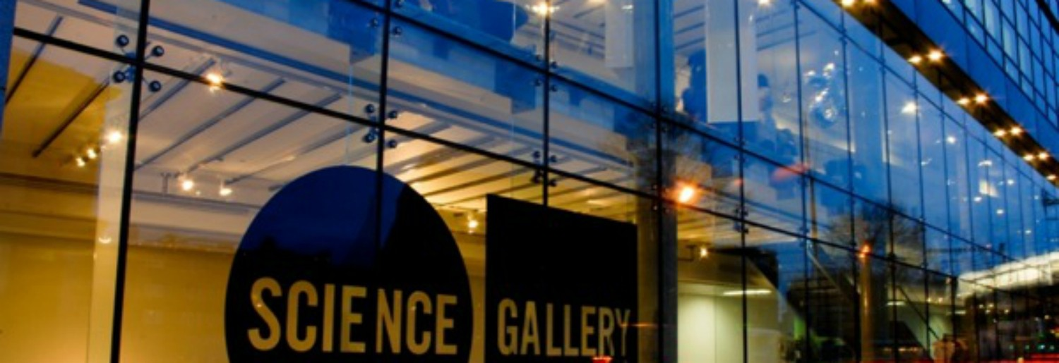 Design and Violence at The Science Gallery