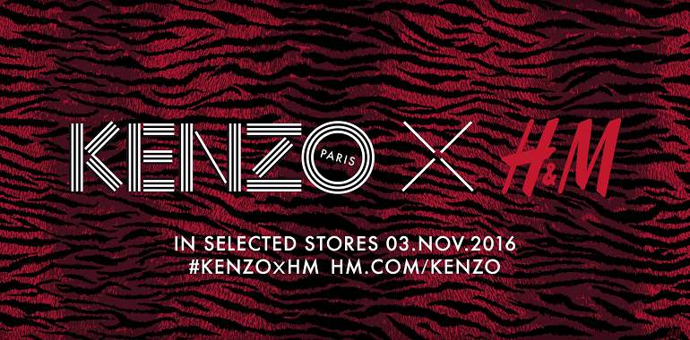 5814f7bee KENZO x H&M designer collaboration - coming soon - DublinTown