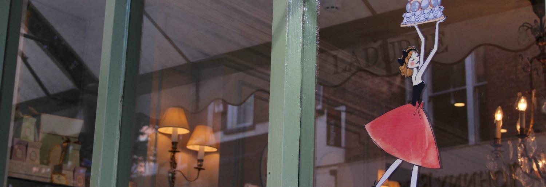 Ladurée – a Little Taste of Paris in Dublin