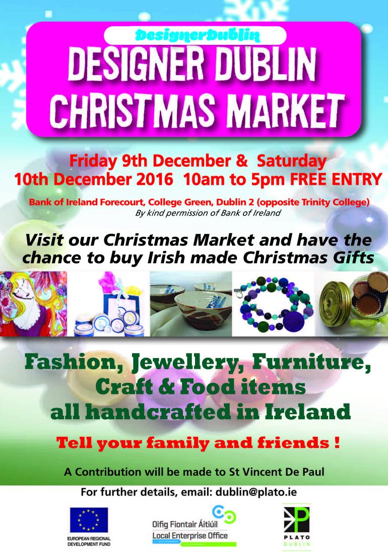 Christmas Food Market Dublin