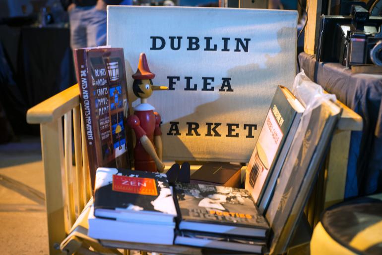 christmas market Dublin