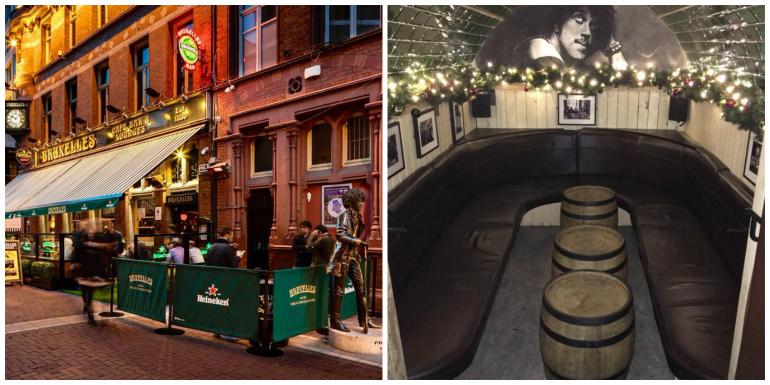 bruxelles 12 pubs Dublin